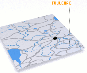 3d view of Tuulemäe