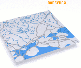 3d view of Nansenga