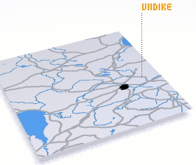 3d view of Viidike