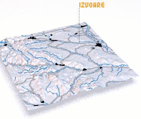 3d view of Izvoare