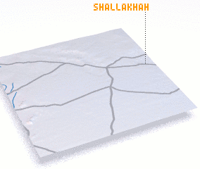 3d view of Shallākhah