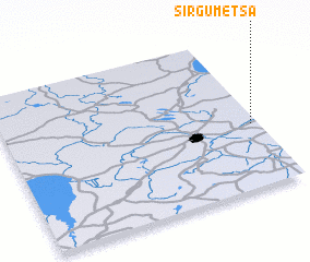 3d view of Sirgumetsa
