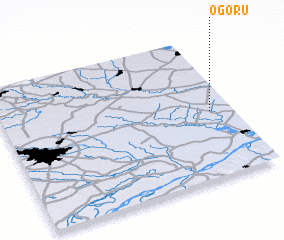 3d view of Ogoru