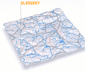 3d view of Glen Grey