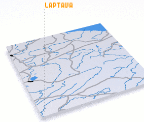 3d view of Laptava