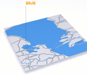 3d view of Ahja