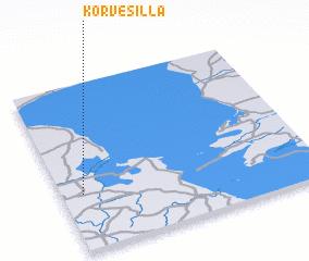 3d view of Kõrvesilla