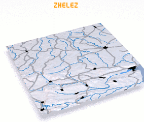 3d view of Zhelez