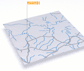 3d view of Mwambi