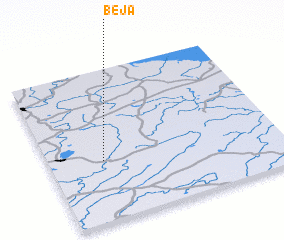 3d view of Beja