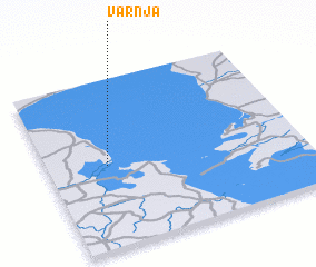 3d view of Varnja