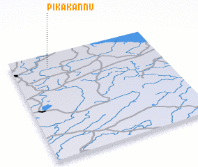 3d view of Pikakannu