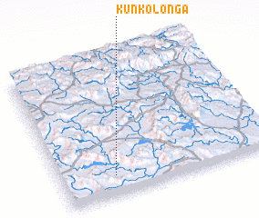 3d view of KuNkolonga