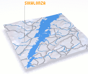 3d view of Sikalonza