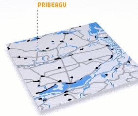 3d view of Pribeagu