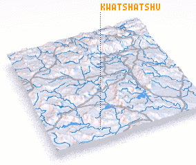 3d view of KwaTshatshu