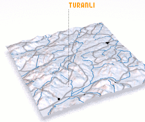 3d view of Turanlı
