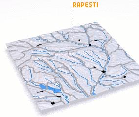 3d view of Răpeşti
