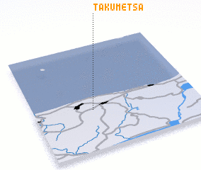 3d view of Täkumetsa