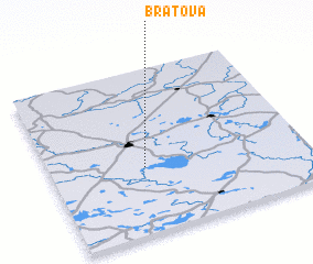 3d view of Bratova