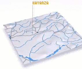 3d view of Kayanza