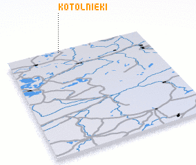 3d view of Kotoļnieki