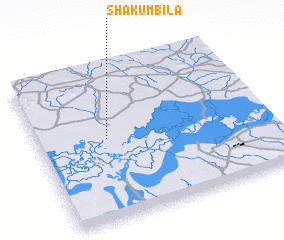 3d view of Shakumbila