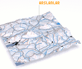 3d view of Arslanlar