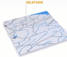 3d view of Kalatsova