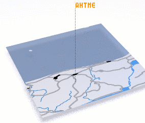 3d view of Ahtme