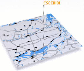 3d view of Esechioi