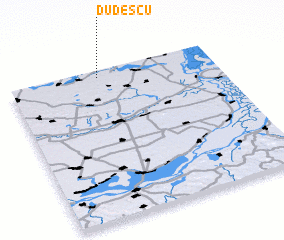 3d view of Dudescu