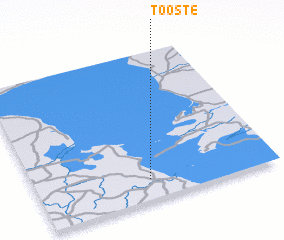 3d view of Tooste