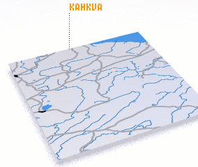 3d view of Kahkva
