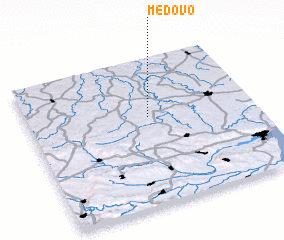 3d view of Medovo
