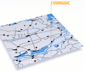 3d view of Cuiungiuc