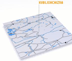 3d view of Kublishchizna
