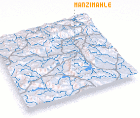 3d view of Manzimahle