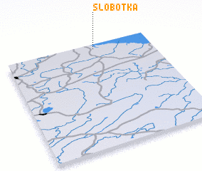 3d view of Slobotka