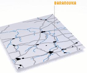3d view of Baranovka