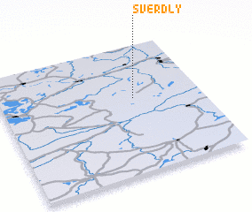 3d view of Sverdly