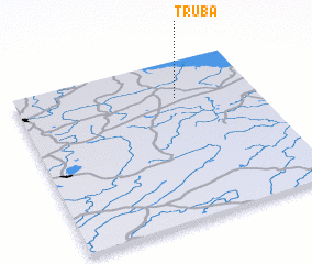 3d view of Truba
