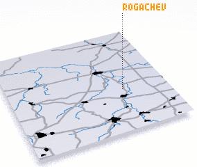 3d view of Rogachëv