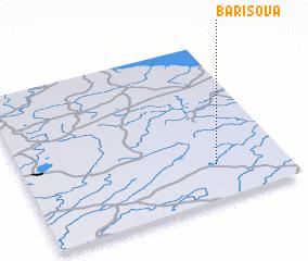 3d view of Barisova