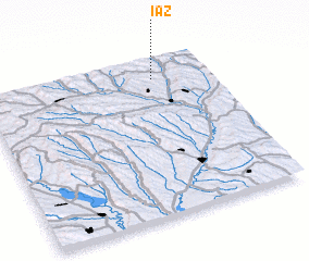 3d view of Iaz