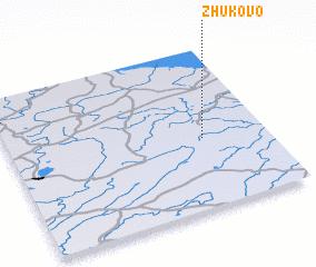 3d view of Zhukovo