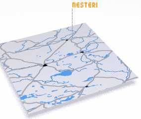 3d view of Nesteri
