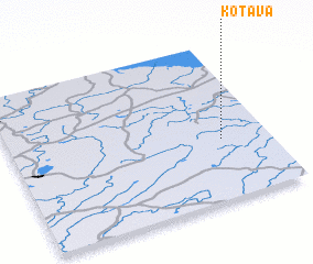 3d view of Kotava