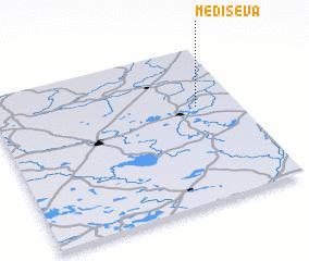 3d view of Mediševa