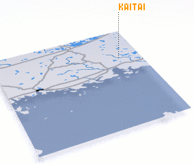 3d view of Kaitai